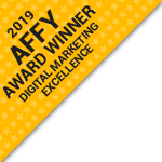 2019 AFFY AWARD WINNER - Digital Marketing Excellence